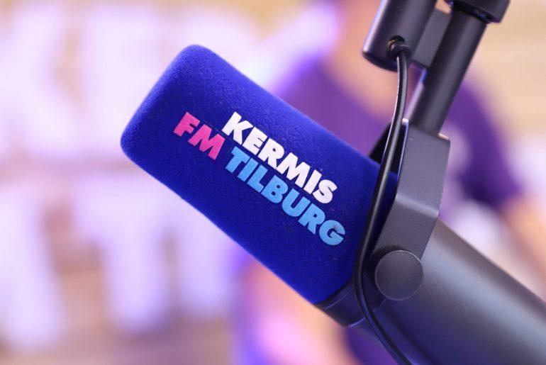 Microfoon Kermis FM 2018