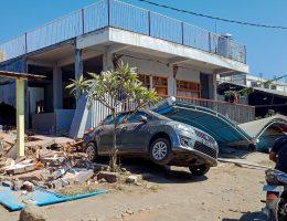 Lombok na aardbeving augustus 2018