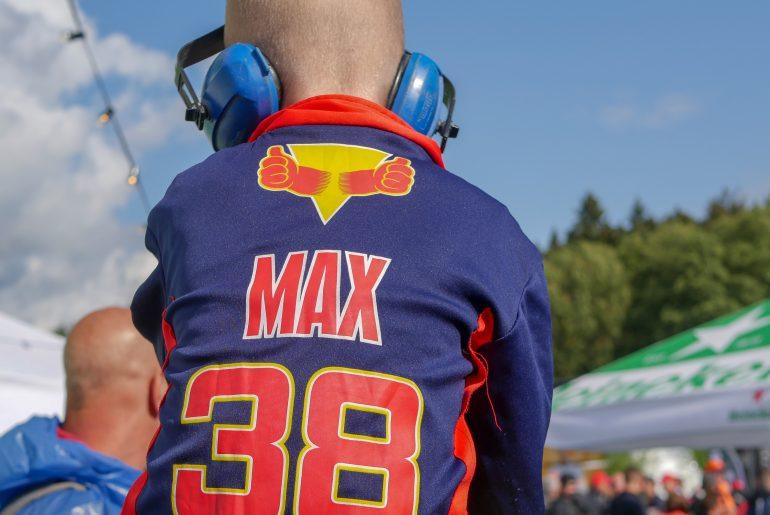 Kleine Max-fan