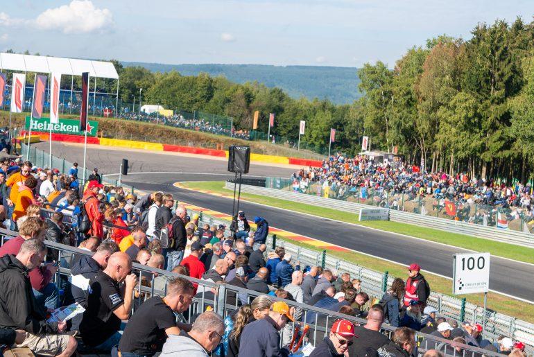 Circuit Spa - Les Combes/Kemmel