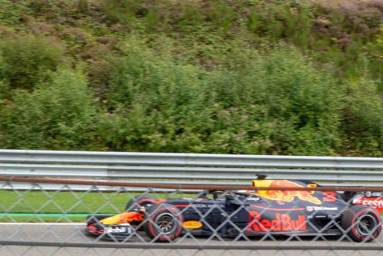 Daniel Ricciardo: de huidige teamgenoot van Max