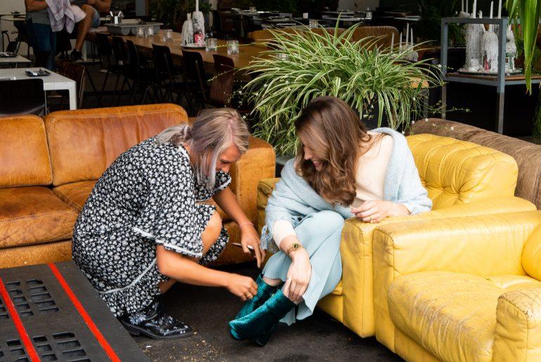 Fotoshoot Flair 8 augustus 2018 Marion ter Beek