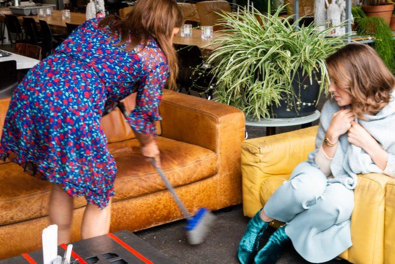 Fotoshoot Flair 8 augustus 2018 met Hanna Suurland