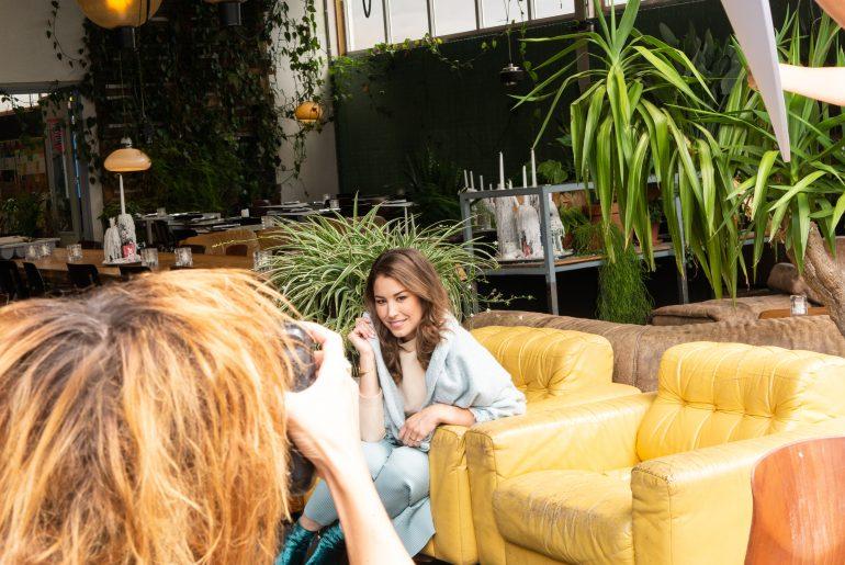 Fotoshoot Flair 8 augustus 2018 Amber Brantsen