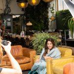 Fotoshoot Flair 8 augustus 2018 met Marion ter Beek en Marloes Bosch