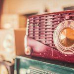 Vintage radio pips