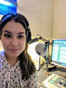 Amber Brantsen nieuwslezer NPO Radio 1
