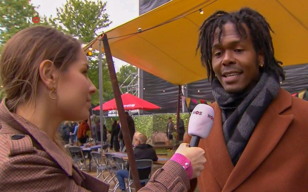 Amber Brantsen in gesprek met Jeangu Macrooy over vrijheid