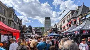 F1-festival Crescent Street