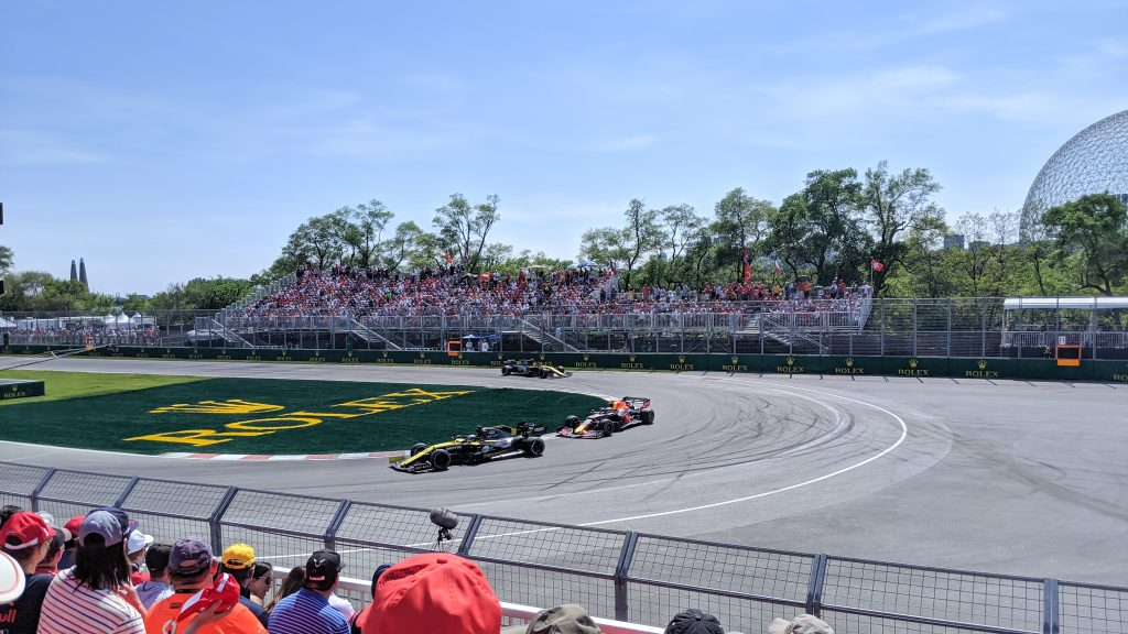 Verstappen achter z'n oude teamgenoot Ricciardo